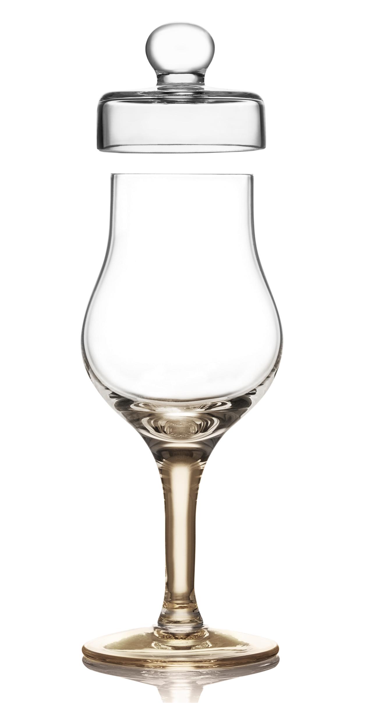 Amber Glass modèle G101 Verre de dégustation fabriqué à la main