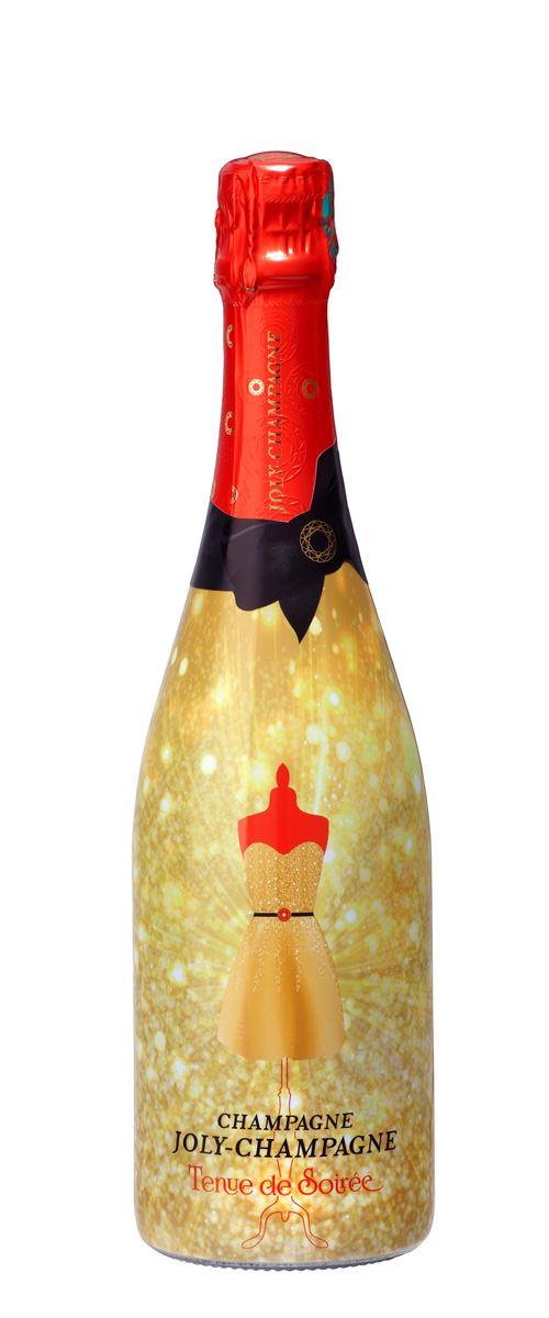 Champagne Joly Tenue de Soirée
