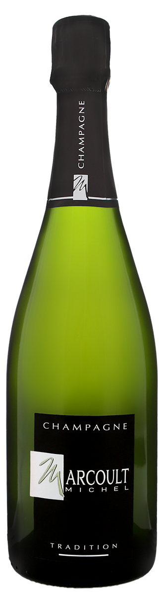 Champagne Michel Marcoult Demi-sec Tradition