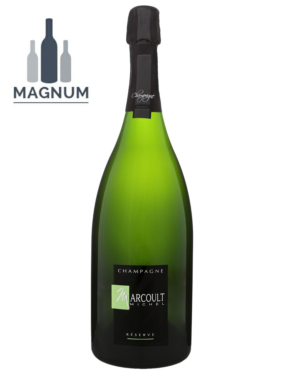 Magnum Champagne Michel Marcoult Brut Réserve