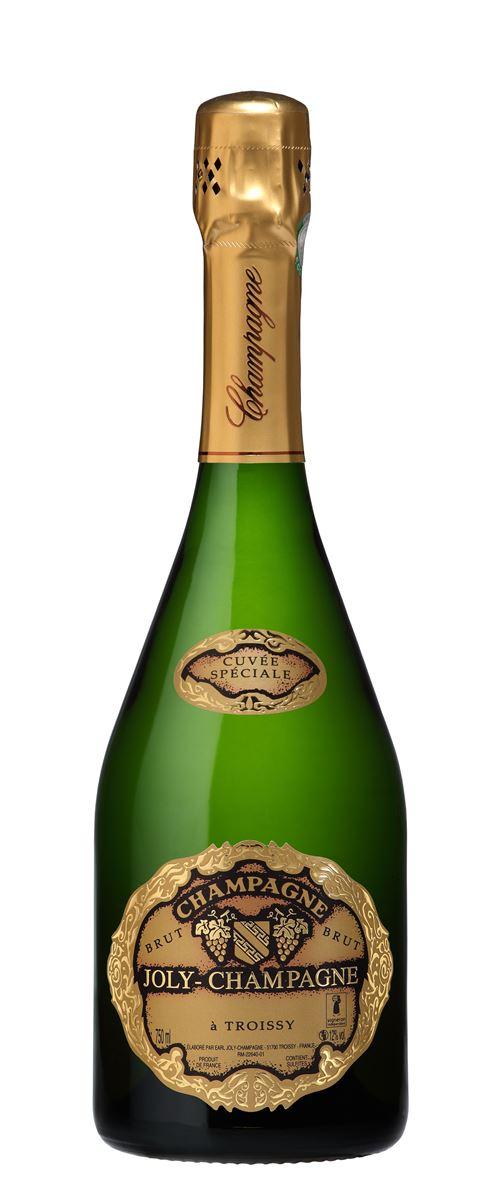 Champagne Joly Cuvée Spéciale AOP blanc