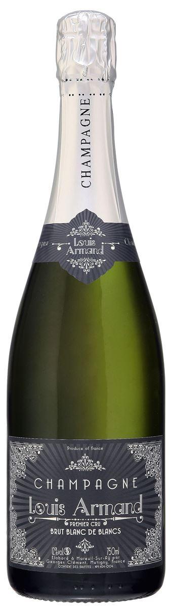 Champagne Louis Armand Premier Cru Brut Blanc de blanc