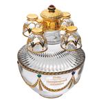 Carafe collection Super premium dans oeuf Fabergé www.luxfood-shop.fr