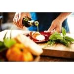 huile de noix recette avec tomate et mozzarella www.luxfood-shop.fr