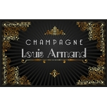 Champagne louis Armand logo