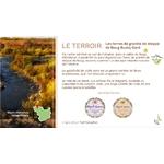 Terroir les terres de granites de Steppe de Boug Les freres de miels www.luxfood-shop.fr