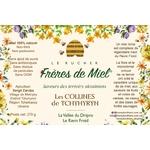 Miel Les Collines de Tchyhyryn Le ravin froid Saveurs des terroirs ukrainiens Frères de Miel Honey Brothers www.luxfood-shop.fr