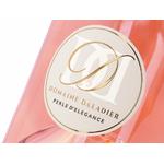 Perle-dElégance-Domaine daladier vin rosé IGP Vaucluse www.luxfood-shop.fr