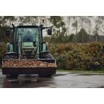 tracteur et pomme de terre Chopin Potato