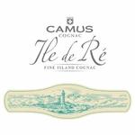 Cognac CAMUS Ile de Ré Fine Island Cognac