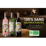 Bordeaux VINEAM Biofull www.luxfood-shop.fr