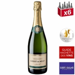 Champagne Albert de Milly Tradition 6x75 cl www.luxfood-shop.fr