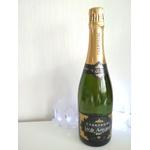 Chamapgne louis ARMAND Brut Blanc www.luxfood-shop.fr