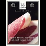 Charcuterie Raffinée Corse présentation www.luxfood-shop.fr