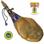 Jambon Serrano I.G.P. Trevelez 23 mois SANS ADDITIFS, SANS NITRITES, SANS CONSERVATEURS 23 mois 9 kg wwww.luxfood-shop.fr