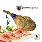 Jambon Grande Reserve-JAMONES-DE-JUVILES 18 mois d' affinage www.luxfood-shop.fr