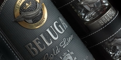 beluga-vodka Gold Line