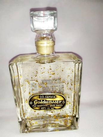 Goldwasser vodka - www.luxfood-shop.fr