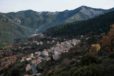 Village Corse Vivario www.luxfood-shop.fr