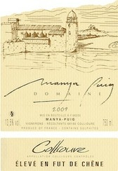 Domaine Manya-Puig - www.luxfood-shop.fr