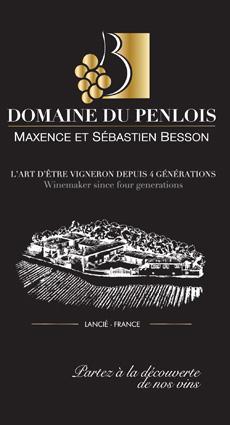 Domaine du Penlois - www.luxfood-shop.fr