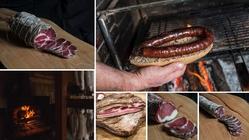 Lot 5 charcuteries Corse artisanal www.luxfood-shop.fr