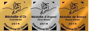 medailles Domaine du Penlois