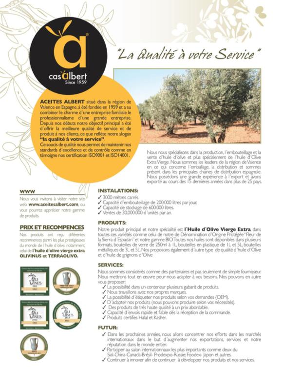 histoire-de-aceites-albert-huile-d-olive-espagne-prestigieuse-casalbert company-www-luxfood-shop-fr