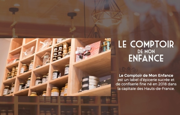 Boutique CDME www.luxfood-shop.fr