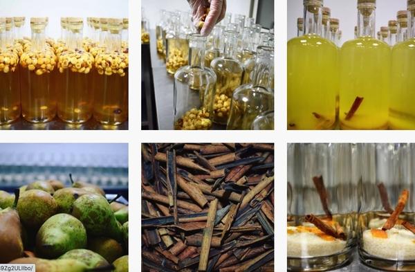 Rhums et armagnac arrangés www.luxfood-shop.fr