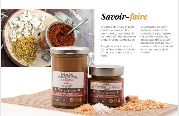 Savoir-faire CDME www.luxfood-shop.fr