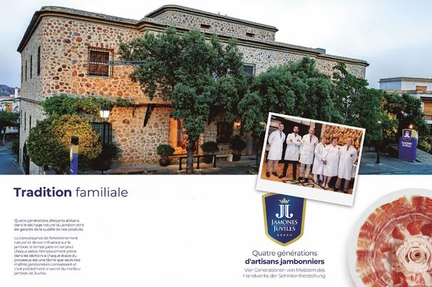 Jambon de juviles-Tradition familiale-www.luxfood-shop.fr