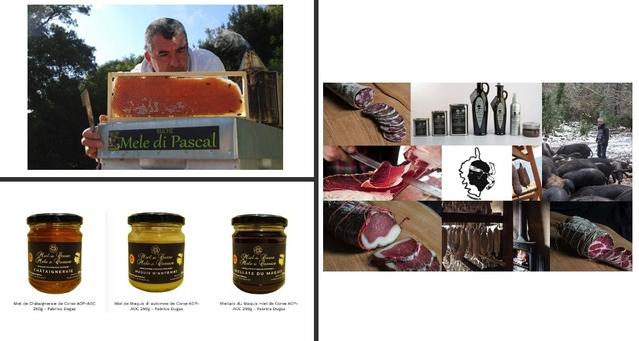 Tous les produits Corse www.luxfood-shop.fr