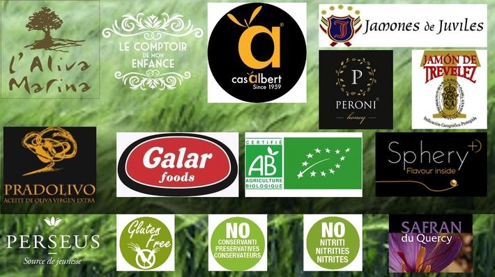 Logo Epicerie Fine www.luxfood-shop.fr