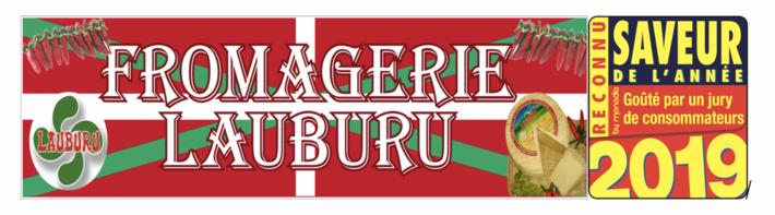 Fromagerie Lauburu - Logo-www.luxfood-shop.fr