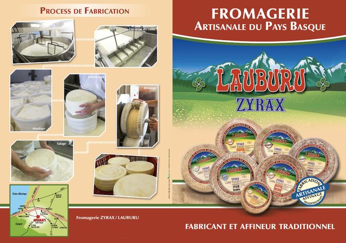 Fromagerie Lauburu - Zyrax-www.luxfood-shop.fr