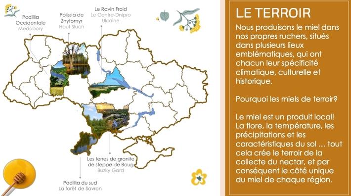 Frères de Miel Honey Brothers Le terroir www.luxfood-shop.fr