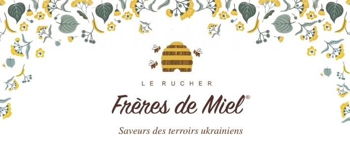 Logo freres de miel www.luxfppd-shop.fr