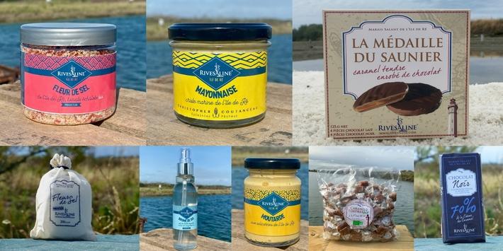 Rivesaline Produits www.luxfood-shop.fr