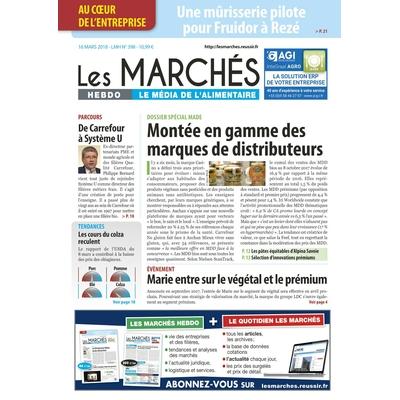 Les Marchés Hebdo & Newsletter Bio