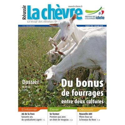 Offre Spéciale Adhérents France Conseil Elevage Réussir La Chèvre