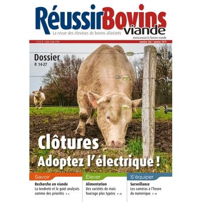 Réussir Bovins viande