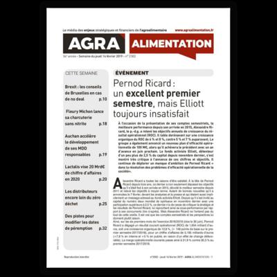 AGRA ALIMENTATION
