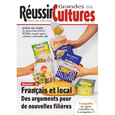 Pass Culture - Réussir Grandes cultures