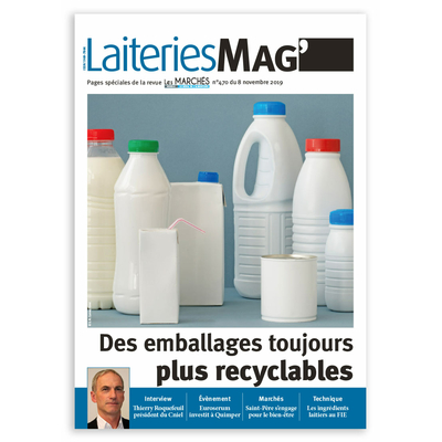 Laiteries Mag - Les Marchés