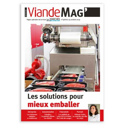 Viande Mag - Les Marchés