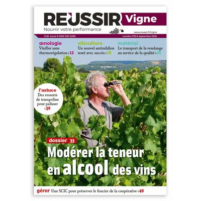 Découvrez Réussir Vigne pour 1€ !