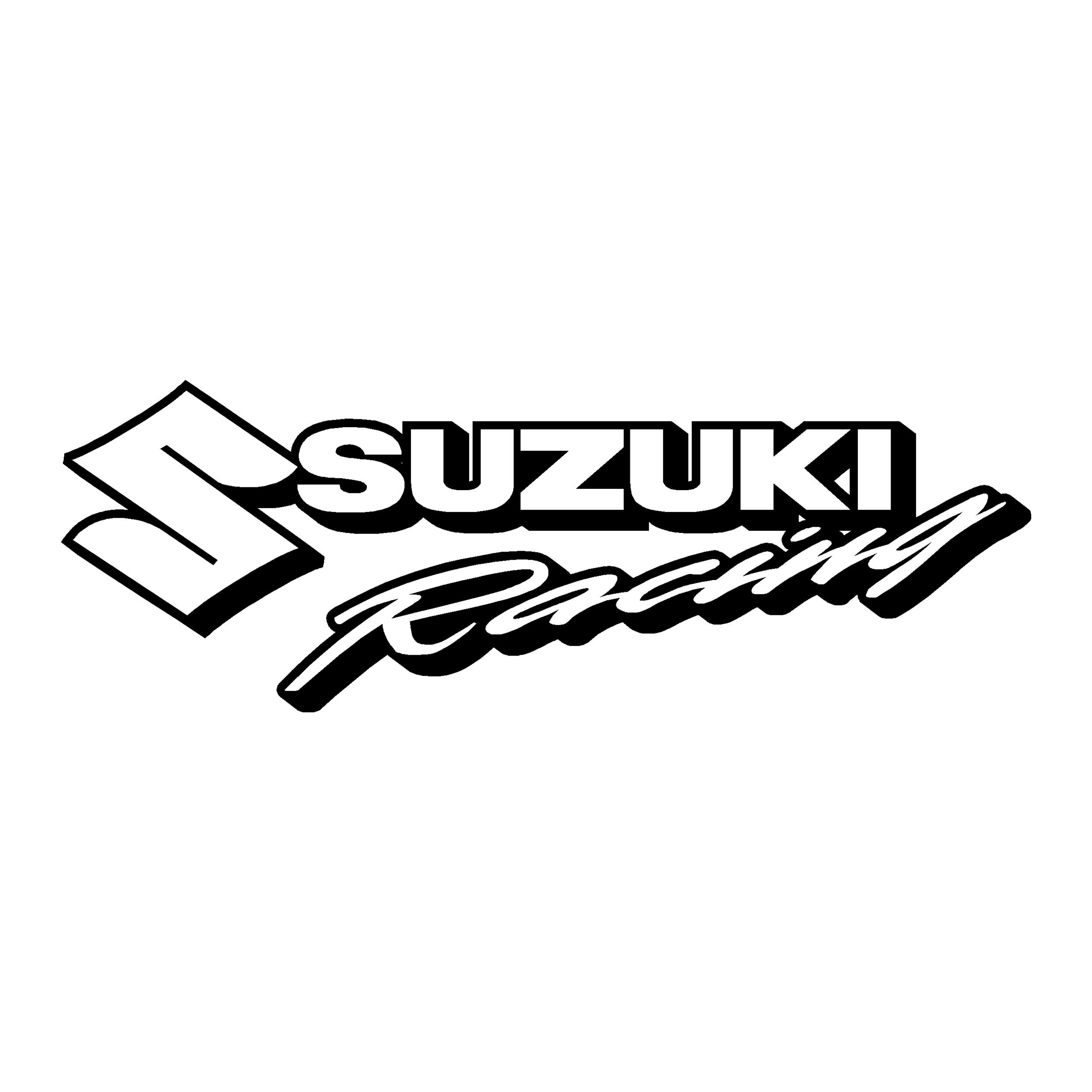 Sticker Suzuki Ref 136 Moto Suzuki Automotostick
