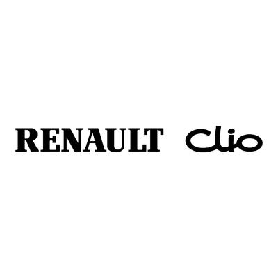 Sticker RENAULT sport ref 111