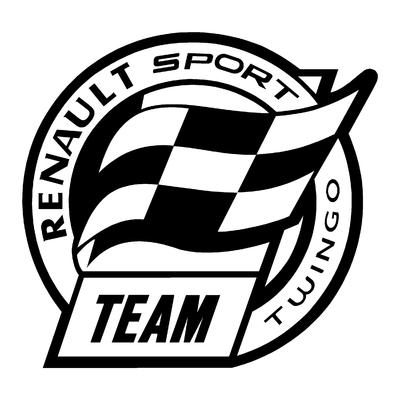 Sticker RENAULT sport ref 100